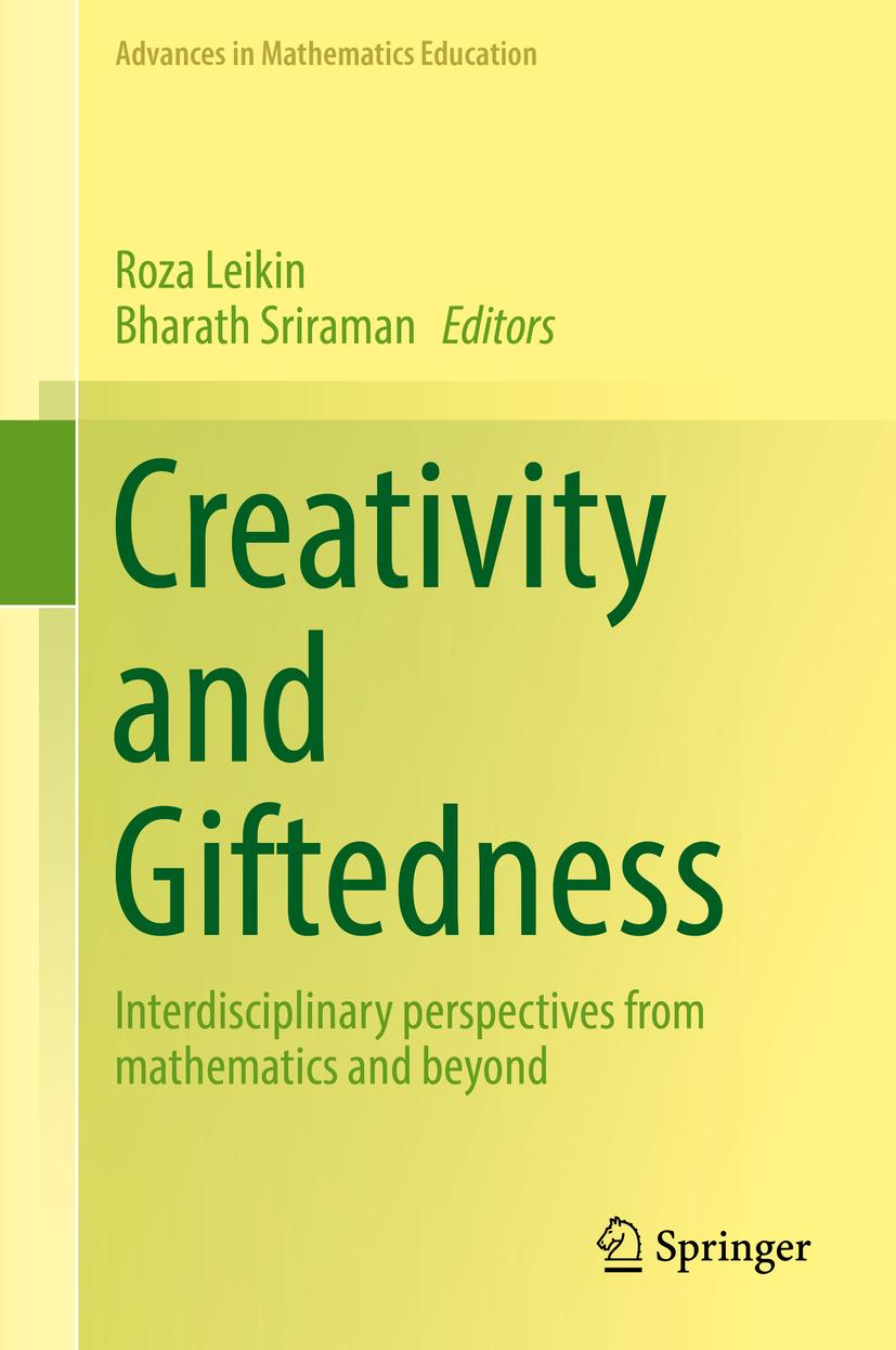 Leikin, Roza - Creativity and Giftedness, ebook