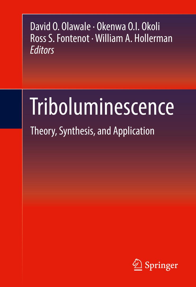 Fontenot, Ross S. - Triboluminescence, ebook