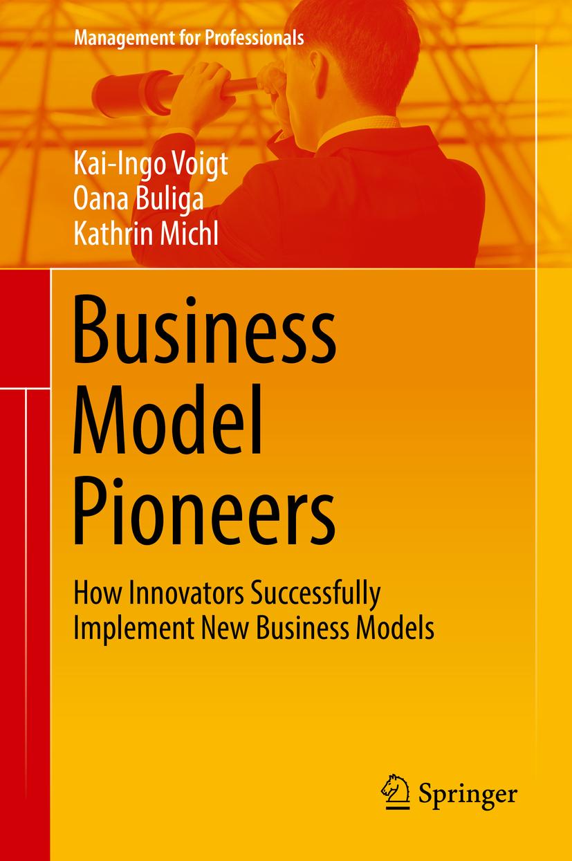 Buliga, Oana - Business Model Pioneers, ebook