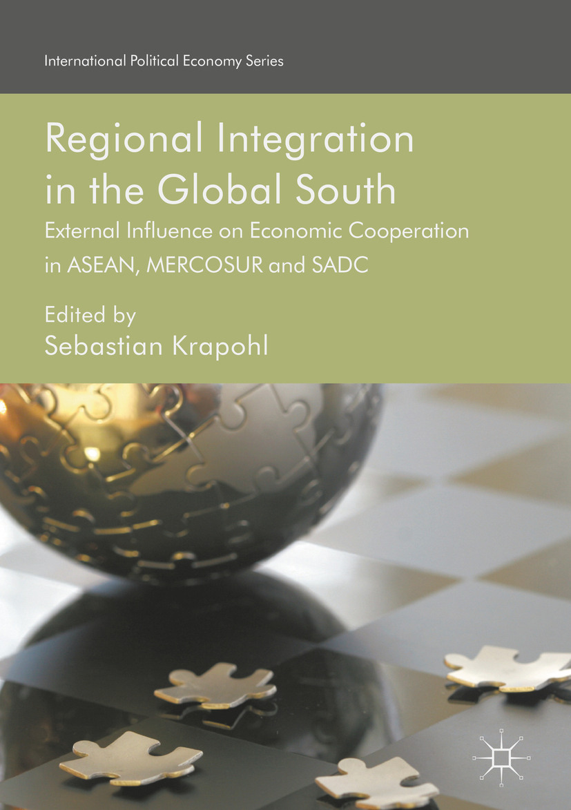 Krapohl, Sebastian - Regional Integration in the Global South, ebook