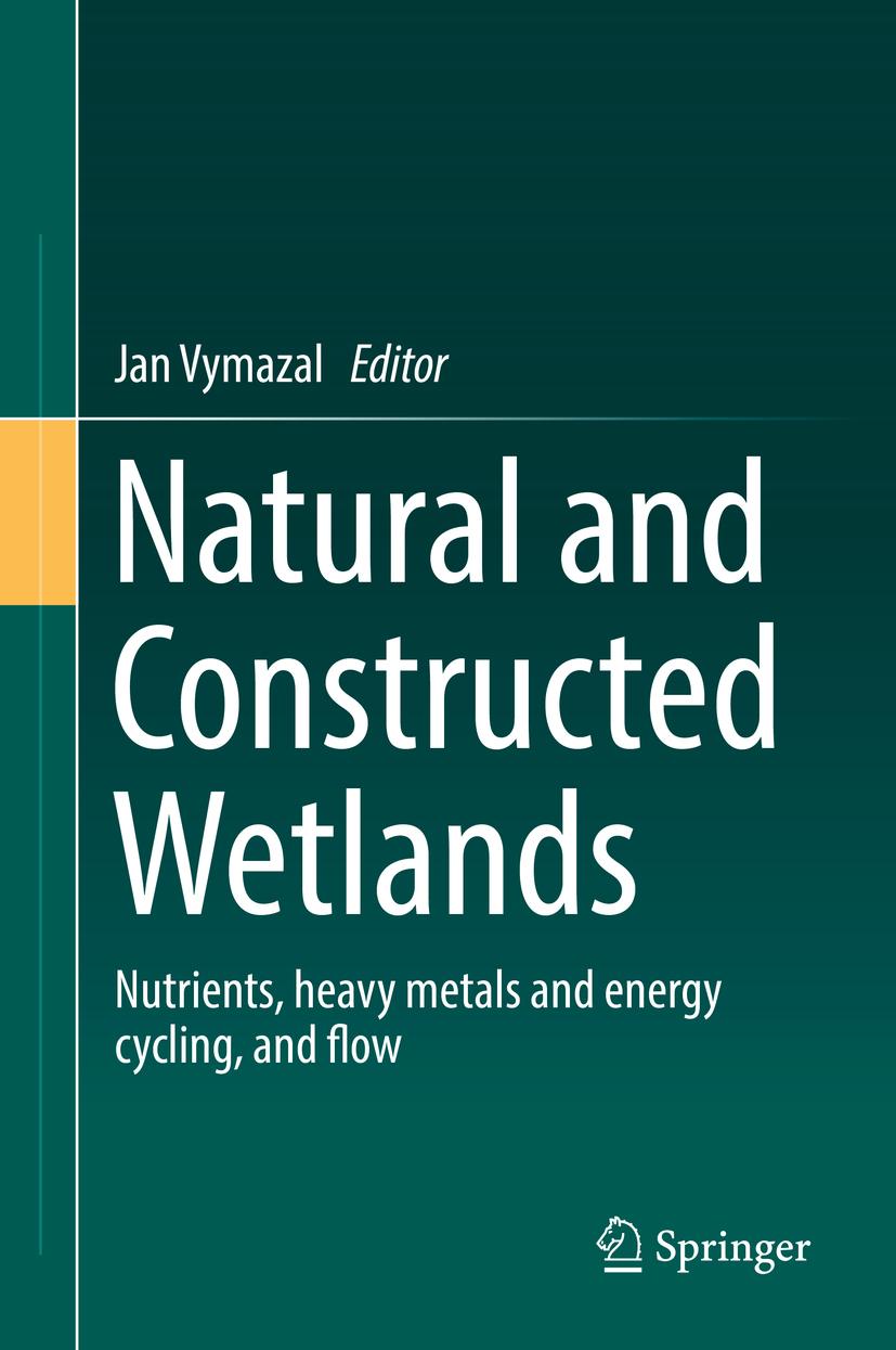 Vymazal, Jan - Natural and Constructed Wetlands, ebook