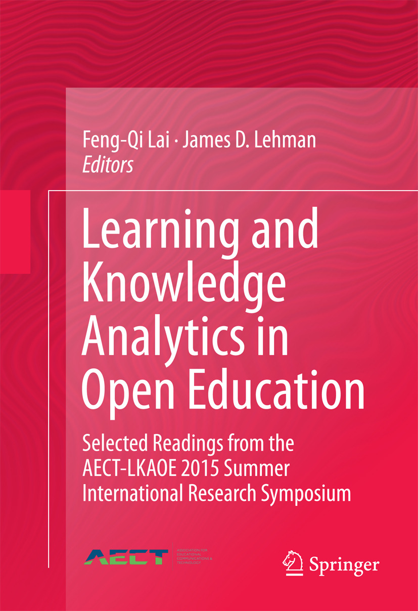 Lai, Feng-Qi - Learning and Knowledge Analytics in Open Education, ebook
