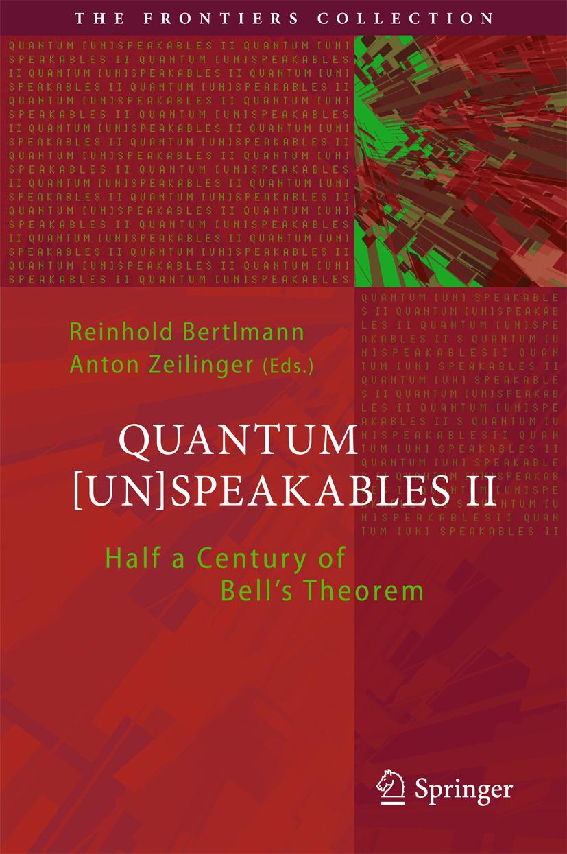 Bertlmann, Reinhold - Quantum [Un]Speakables II, ebook