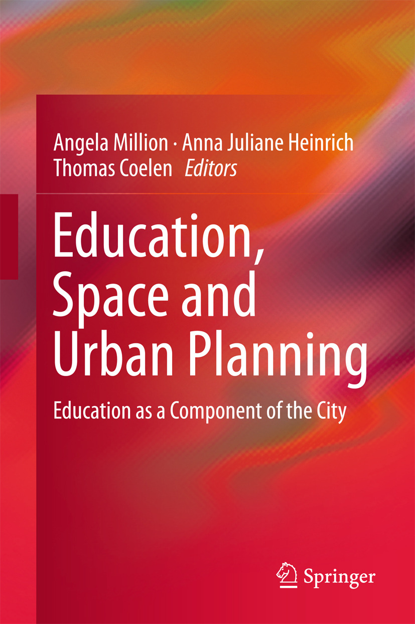 Coelen, Thomas - Education, Space and Urban Planning, ebook