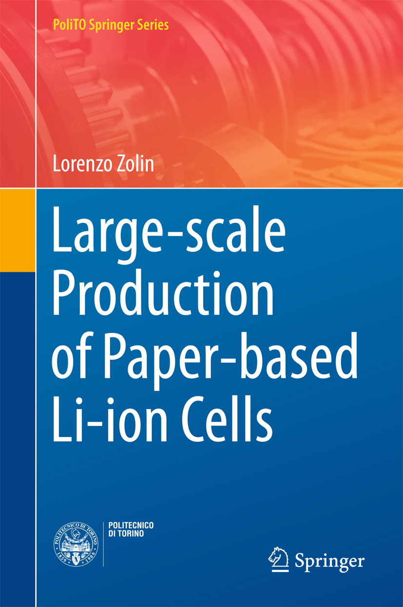 Zolin, Lorenzo - Large-scale Production of Paper-based Li-ion Cells, ebook