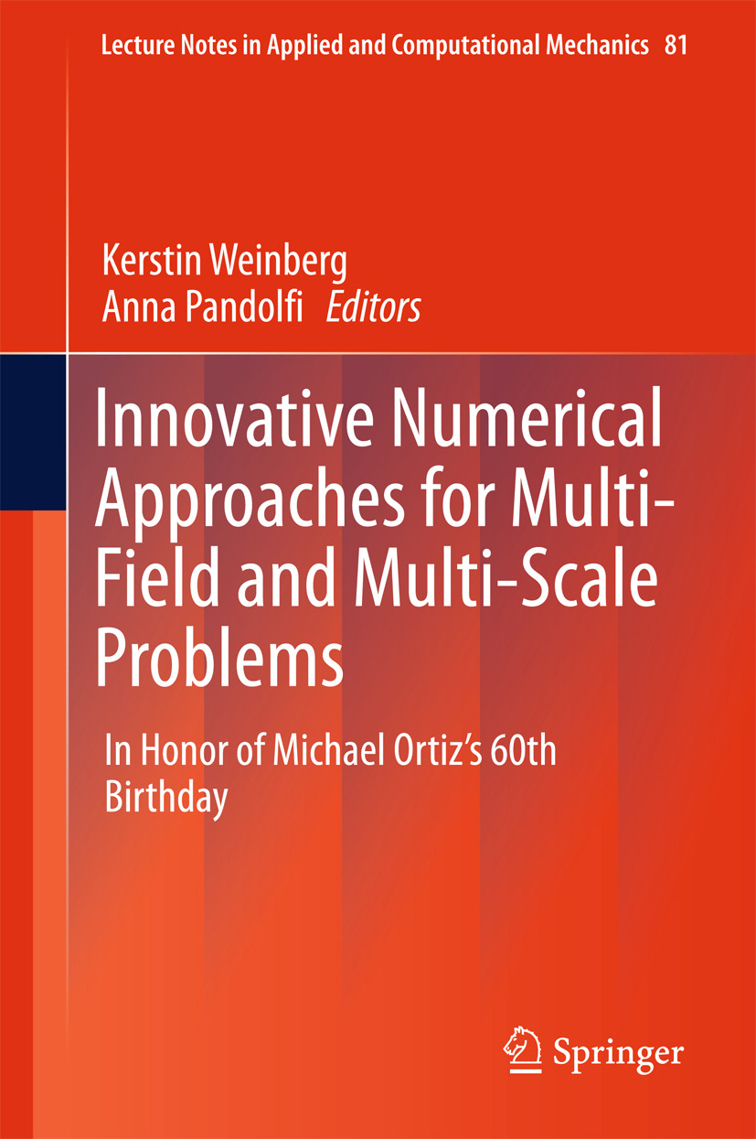 Pandolfi, Anna - Innovative Numerical Approaches for Multi-Field and Multi-Scale Problems, ebook