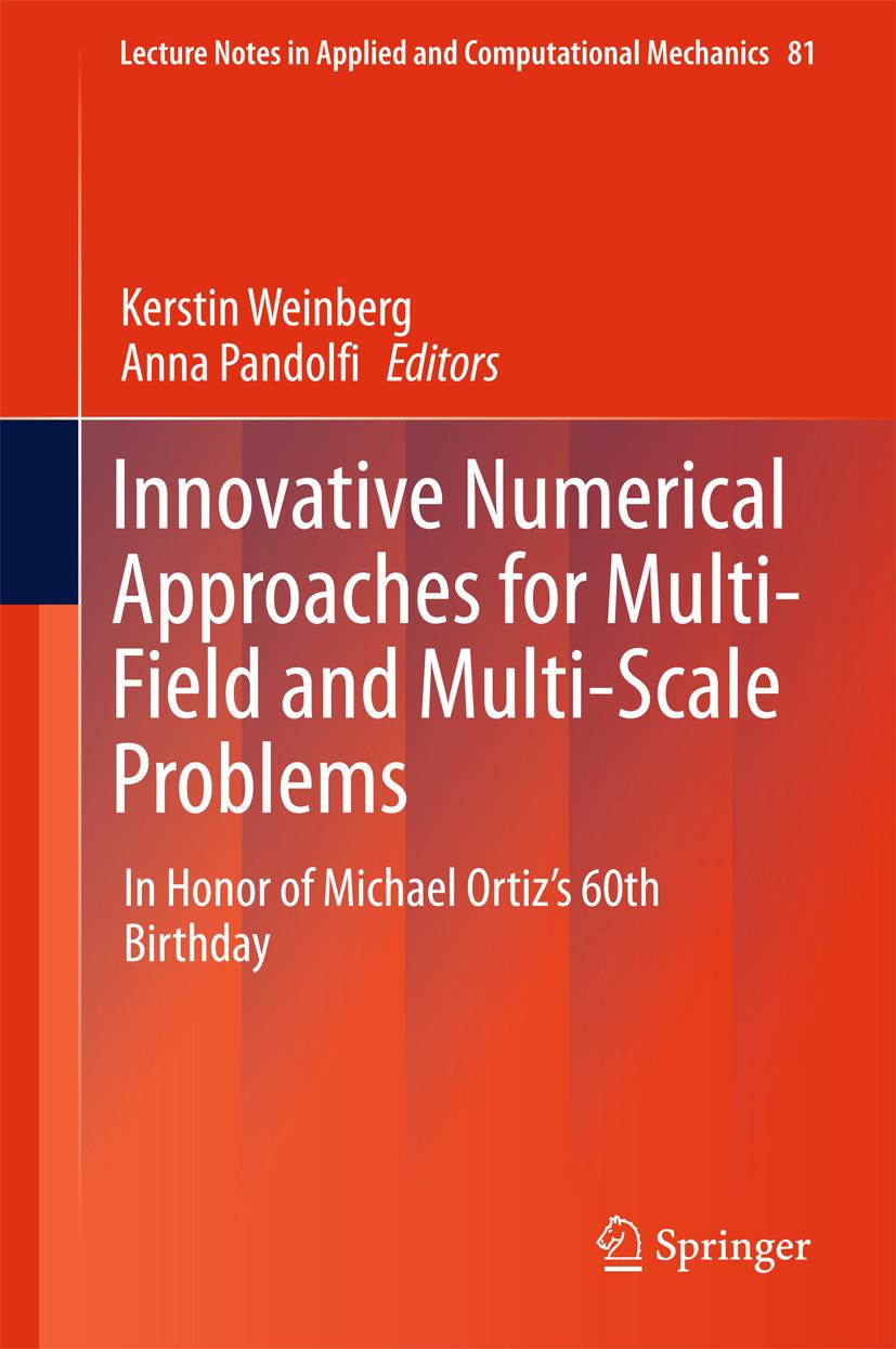 Pandolfi, Anna - Innovative Numerical Approaches for Multi-Field and Multi-Scale Problems, e-bok