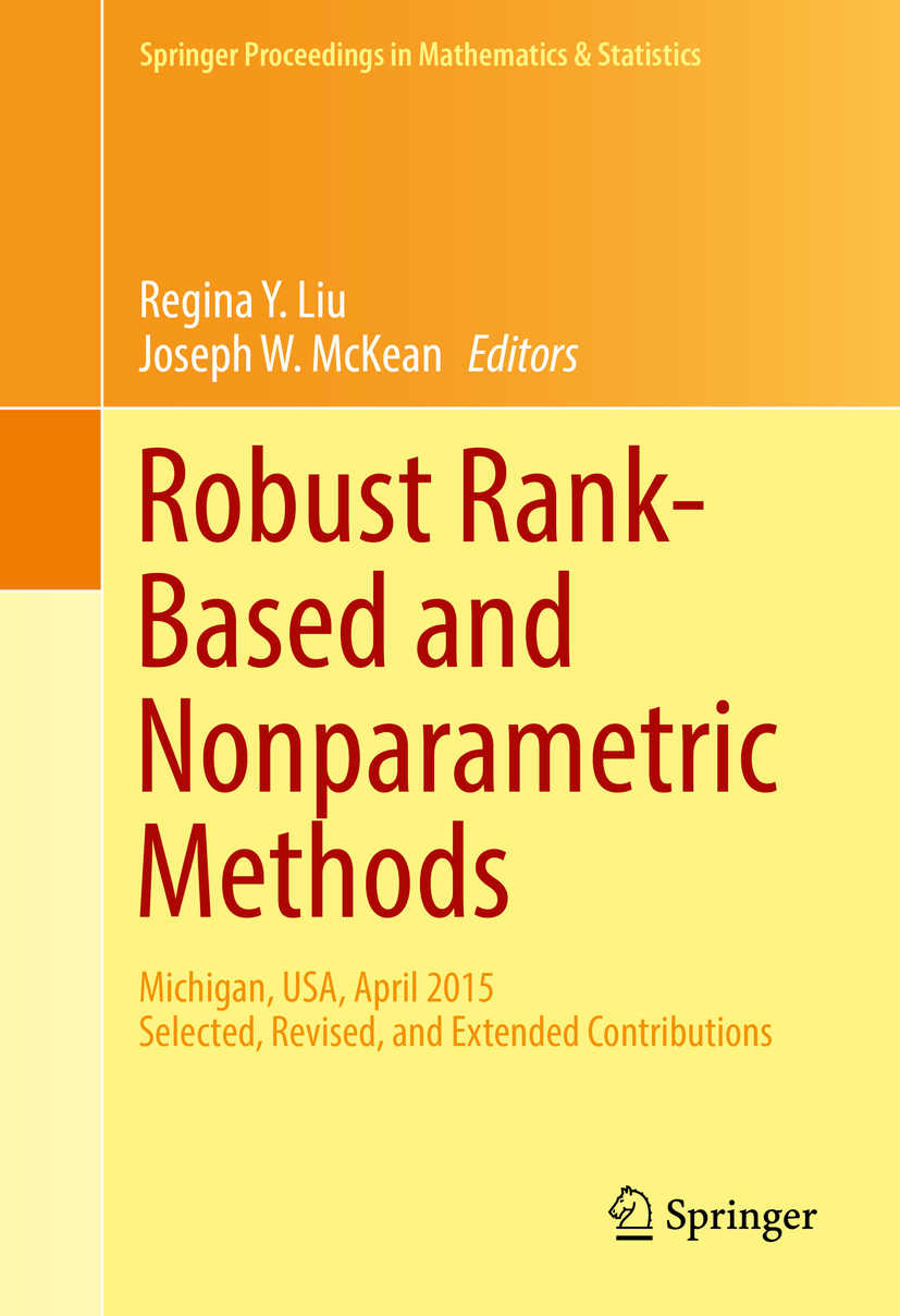 Liu, Regina Y. - Robust Rank-Based and Nonparametric Methods, ebook