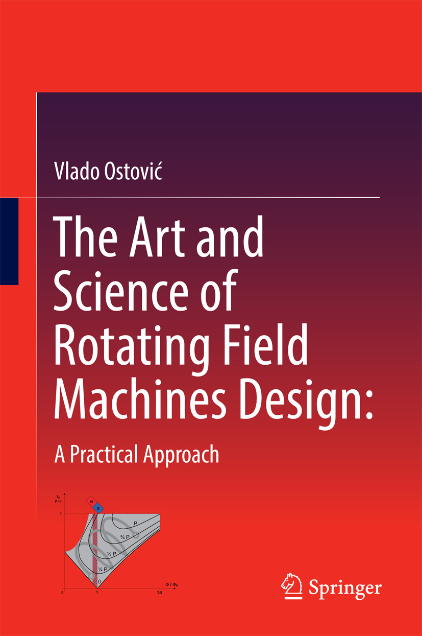 Ostović, Vlado - The Art and Science of Rotating Field Machines Design: A Practical Approach, ebook