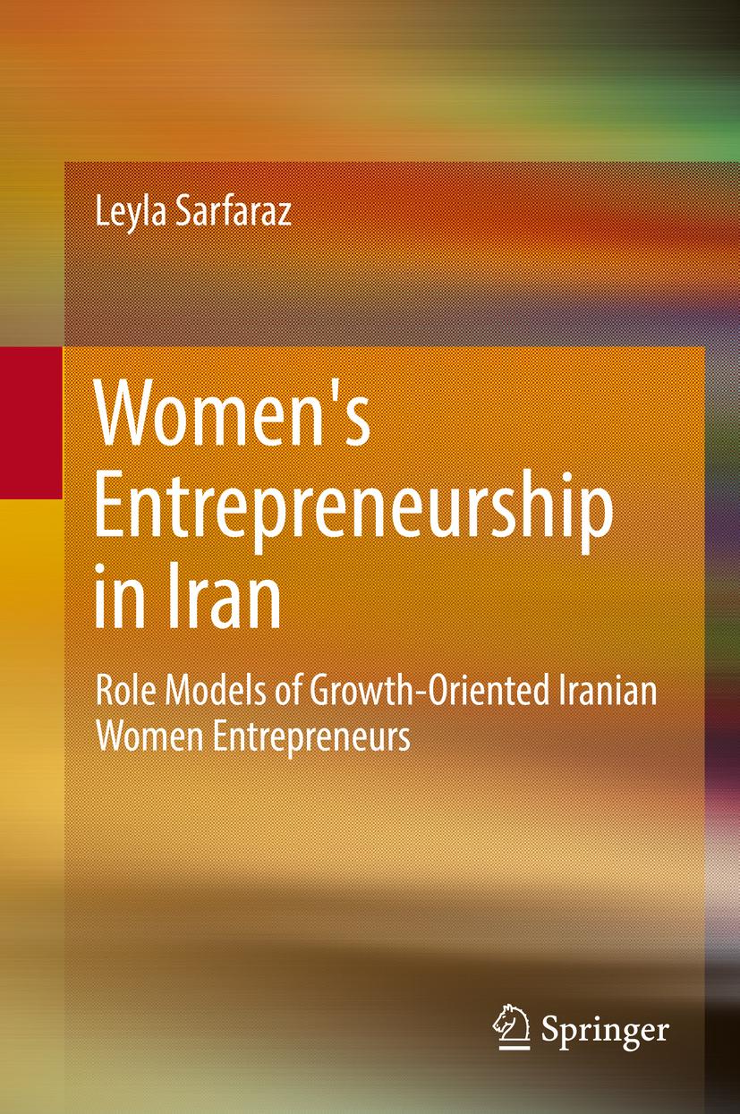 Sarfaraz, Leyla - Women's Entrepreneurship in Iran, ebook