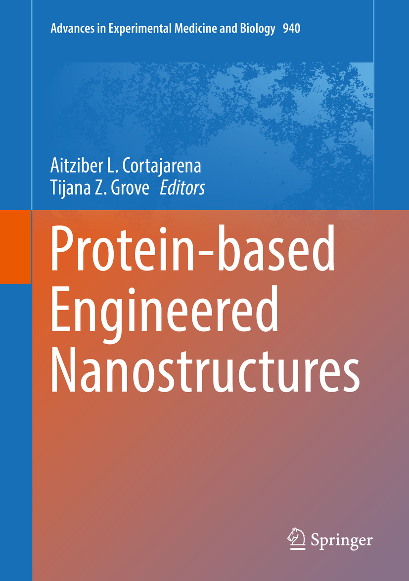 Cortajarena, Aitziber L. - Protein-based Engineered Nanostructures, ebook
