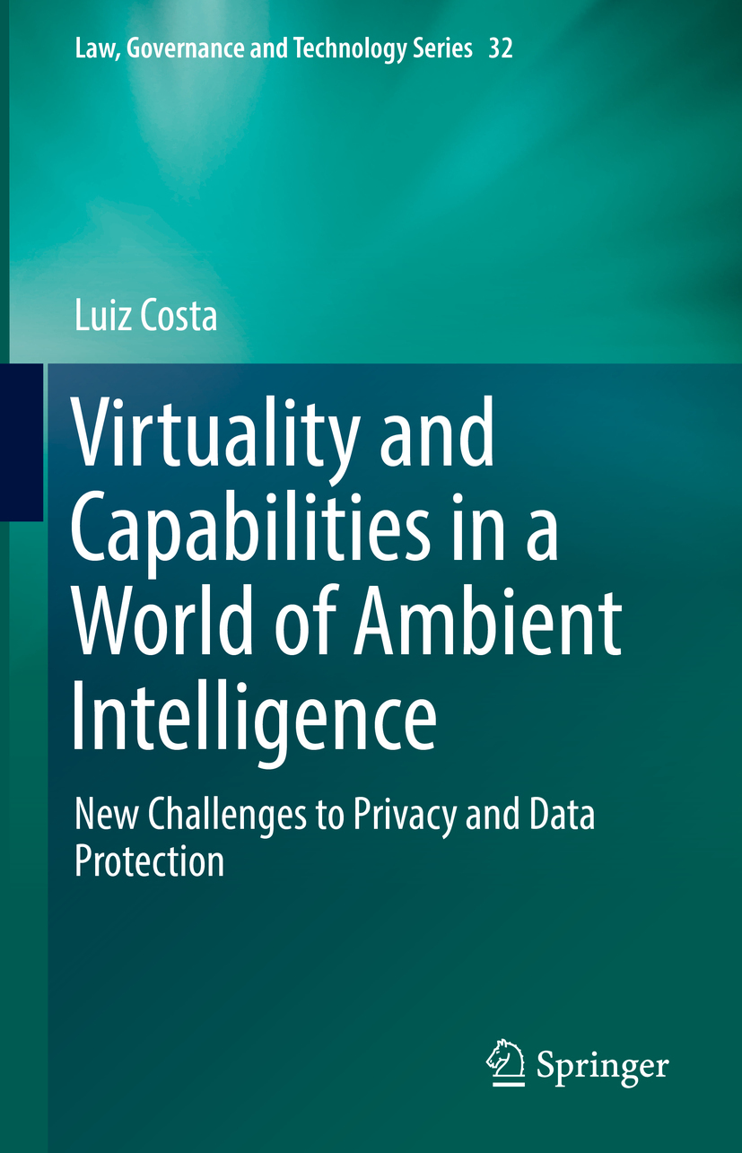 Costa, Luiz - Virtuality and Capabilities in a World of Ambient Intelligence, ebook