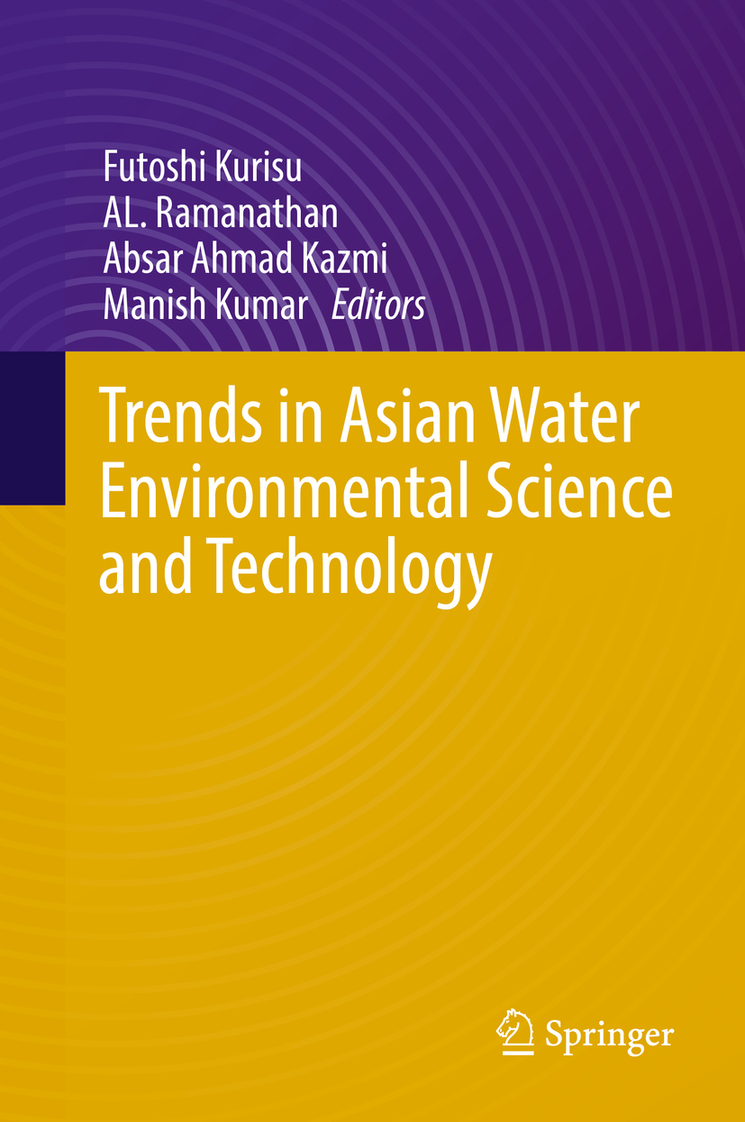 Kazmi, Absar Ahmad - Trends in Asian Water Environmental Science and Technology, ebook