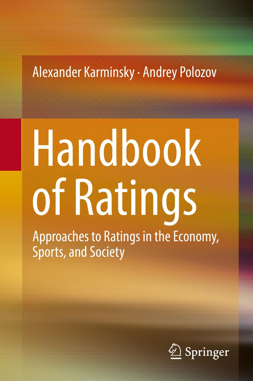 Karminsky, Alexander - Handbook of Ratings, ebook