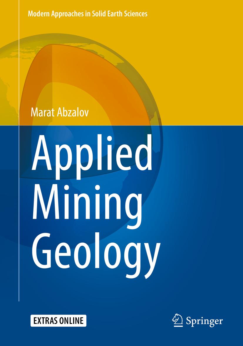 Abzalov, Marat - Applied Mining Geology, ebook