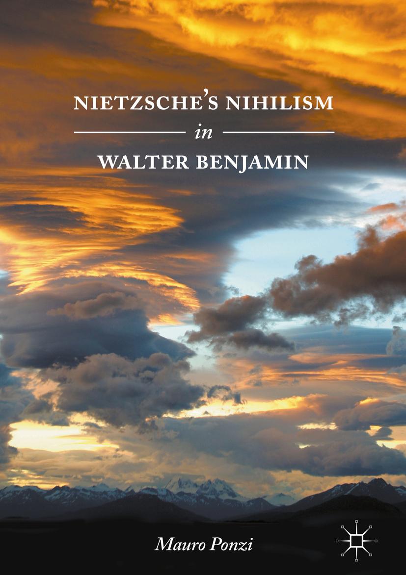 Ponzi, Mauro - Nietzsche's Nihilism in Walter Benjamin, ebook