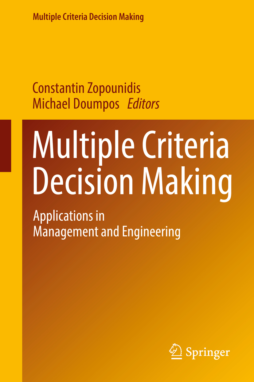 Doumpos, Michael - Multiple Criteria Decision Making, ebook