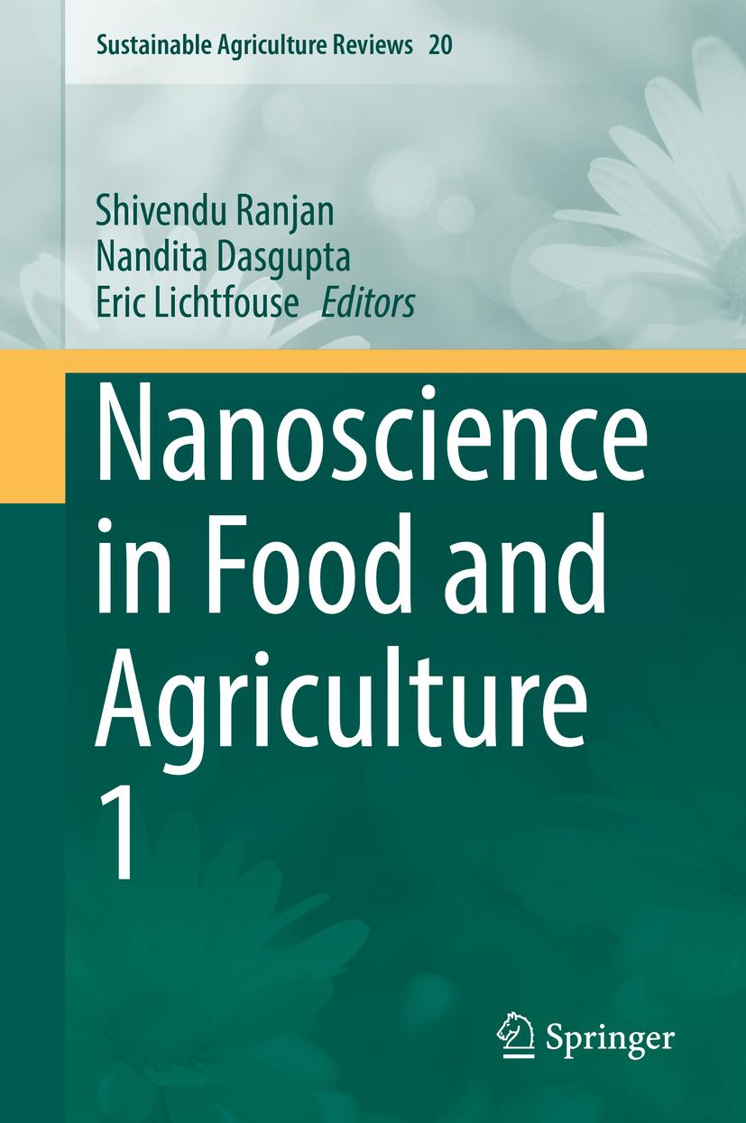 Dasgupta, Nandita - Nanoscience in Food and Agriculture 1, ebook