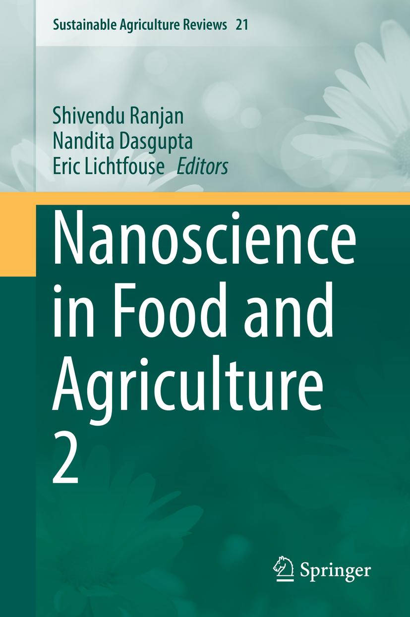 Dasgupta, Nandita - Nanoscience in Food and Agriculture 2, ebook