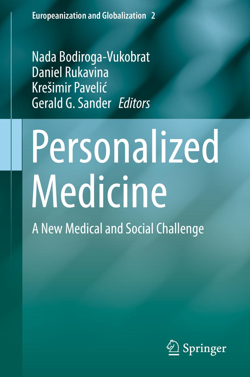 Bodiroga-Vukobrat, Nada - Personalized Medicine, ebook