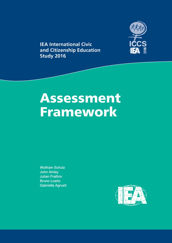 Agrusti, Gabriella - IEA International Civic and Citizenship Education Study 2016 Assessment Framework, ebook