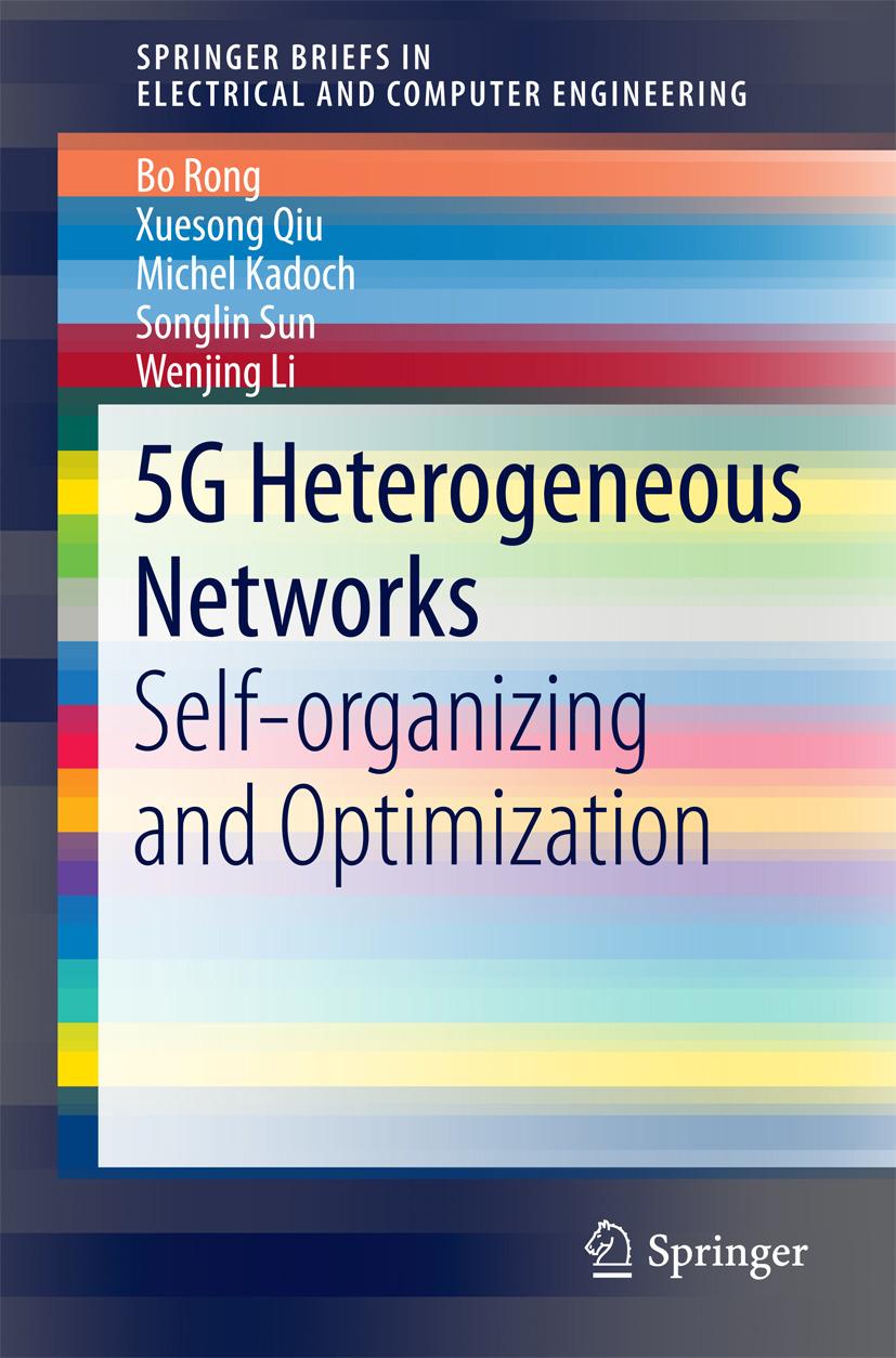 Kadoch, Michel - 5G Heterogeneous Networks, ebook