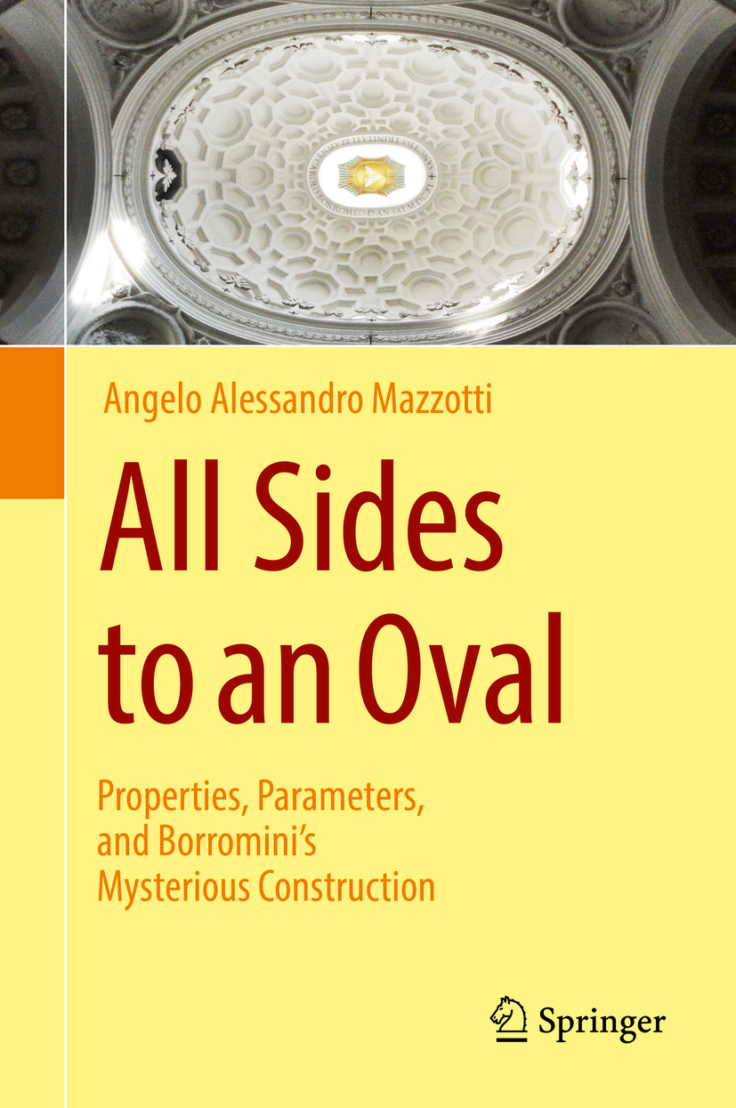 Mazzotti, Angelo Alessandro - All Sides to an Oval, ebook