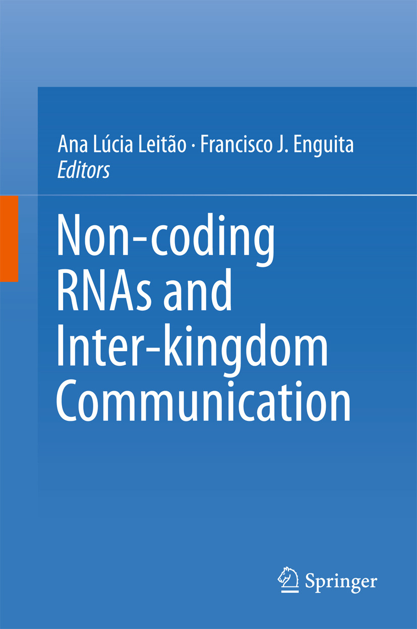 Enguita, Francisco J. - Non-coding RNAs and Inter-kingdom Communication, ebook