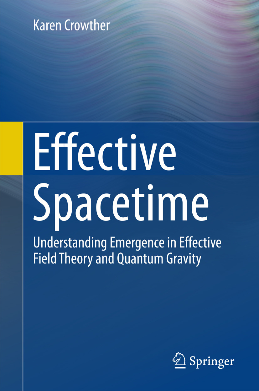 Crowther, Karen - Effective Spacetime, ebook