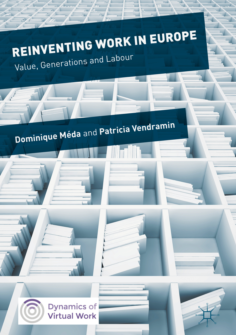 Méda, Dominique - Reinventing Work in Europe, ebook