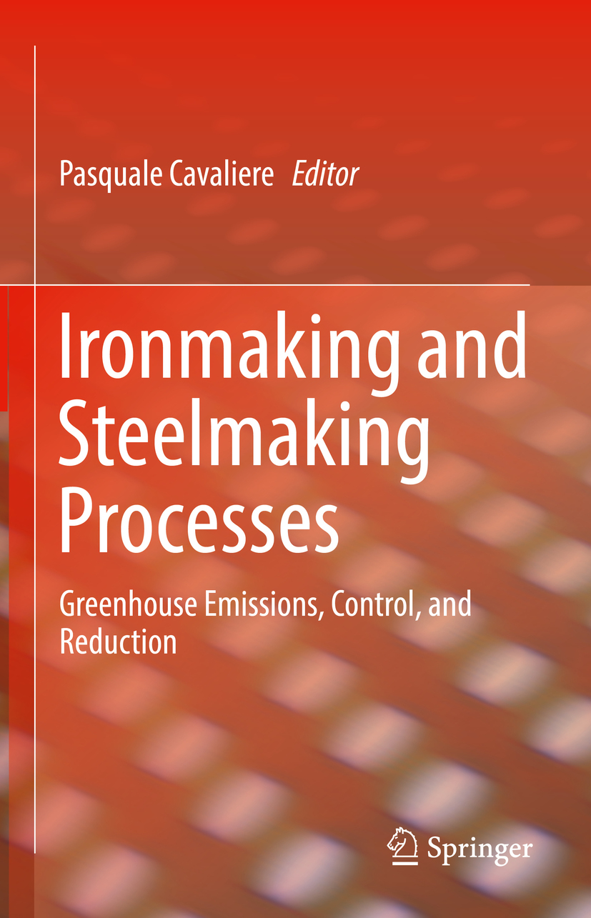 Cavaliere, Pasquale - Ironmaking and Steelmaking Processes, ebook