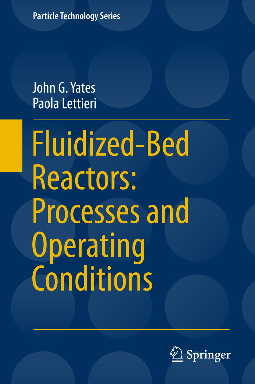 Lettieri, Paola - Fluidized-Bed Reactors: Processes and Operating Conditions, e-bok