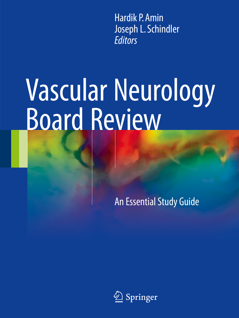 Amin, Hardik P. - Vascular Neurology Board Review, ebook