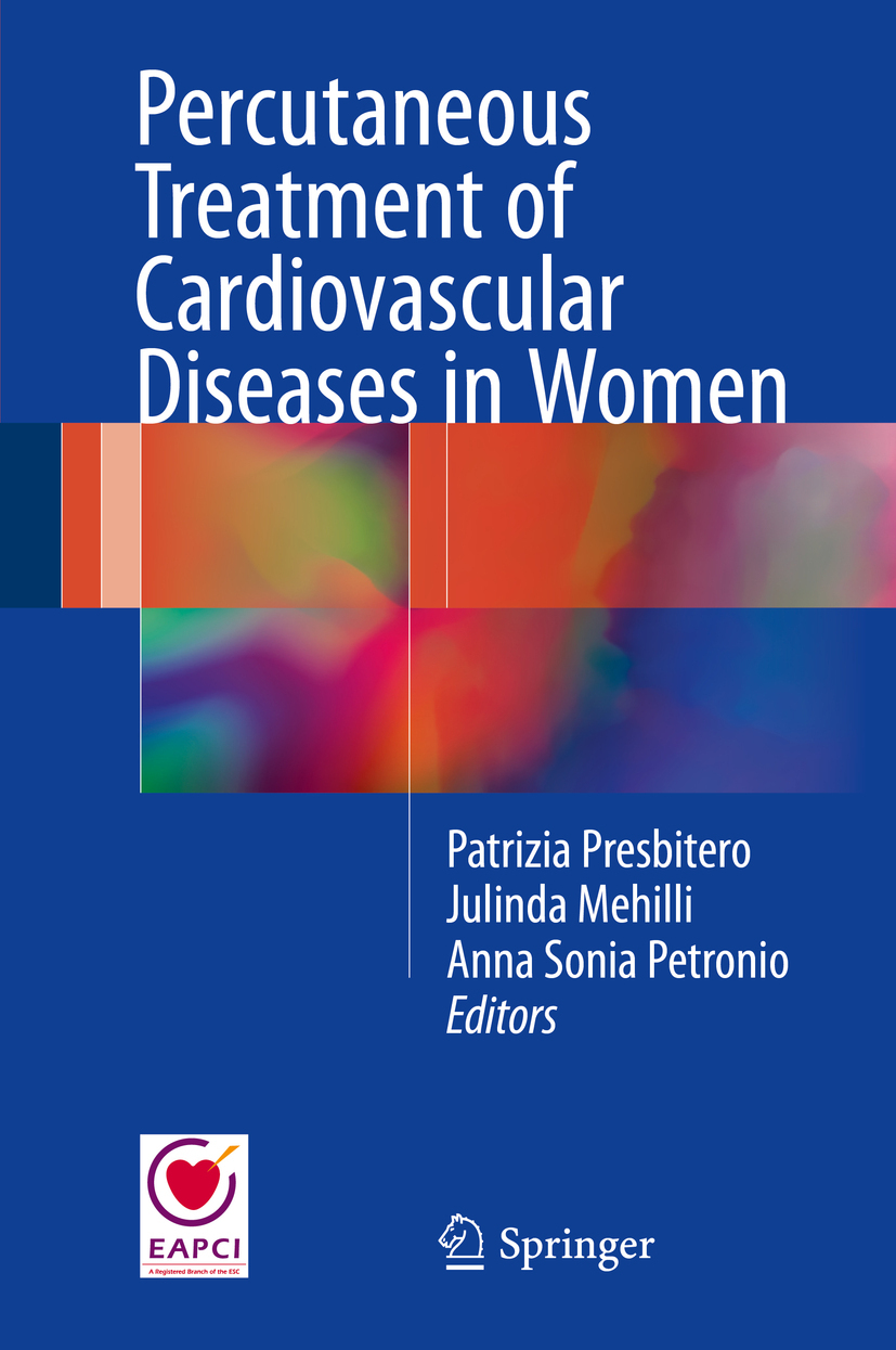 Mehilli, Julinda - Percutaneous Treatment of Cardiovascular Diseases in Women, ebook