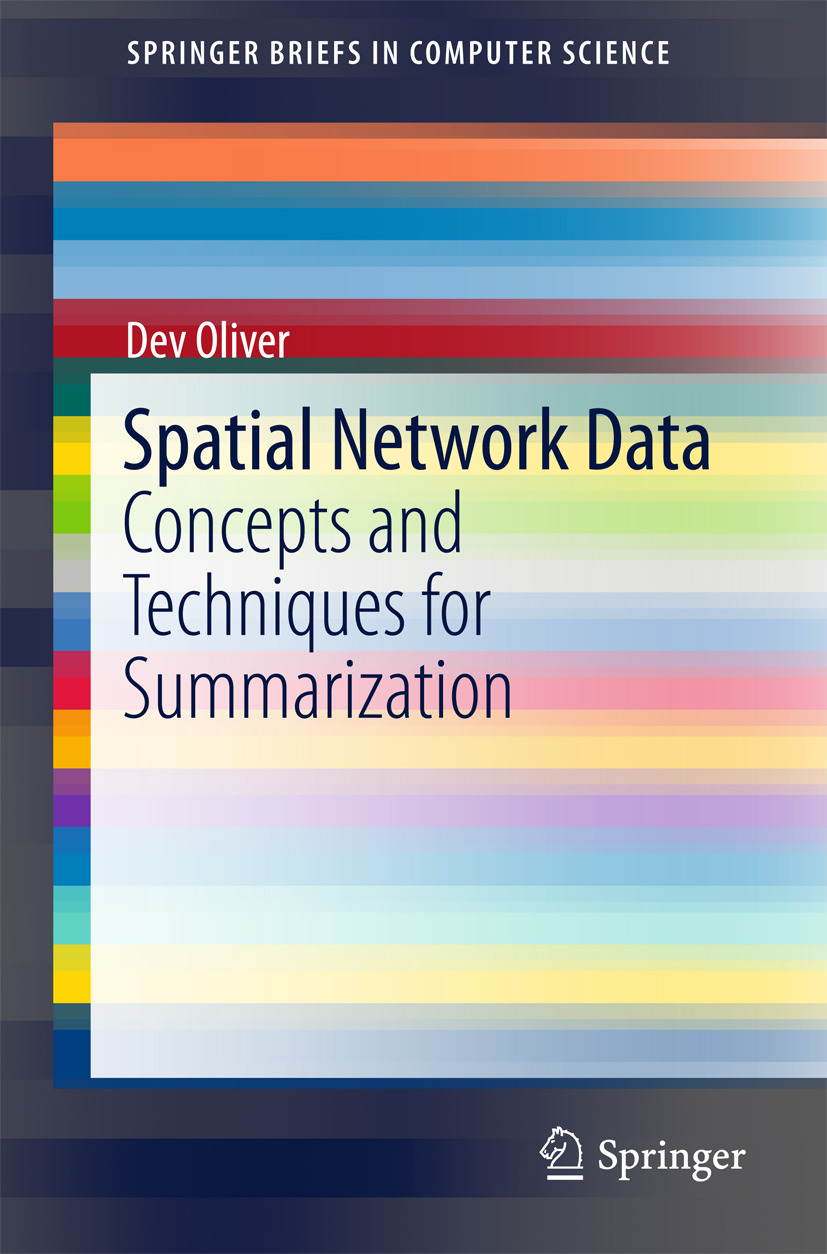 Oliver, Dev - Spatial Network Data, ebook