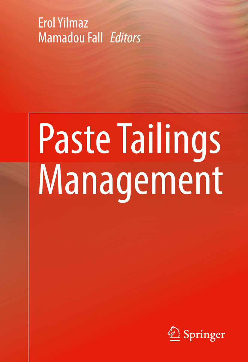Fall, Mamadou - Paste Tailings Management, ebook