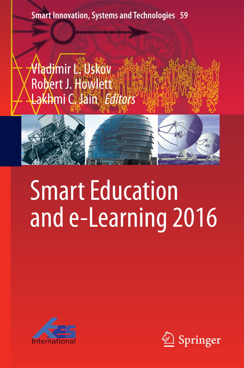 Howlett, Robert J. - Smart Education and e-Learning 2016, ebook