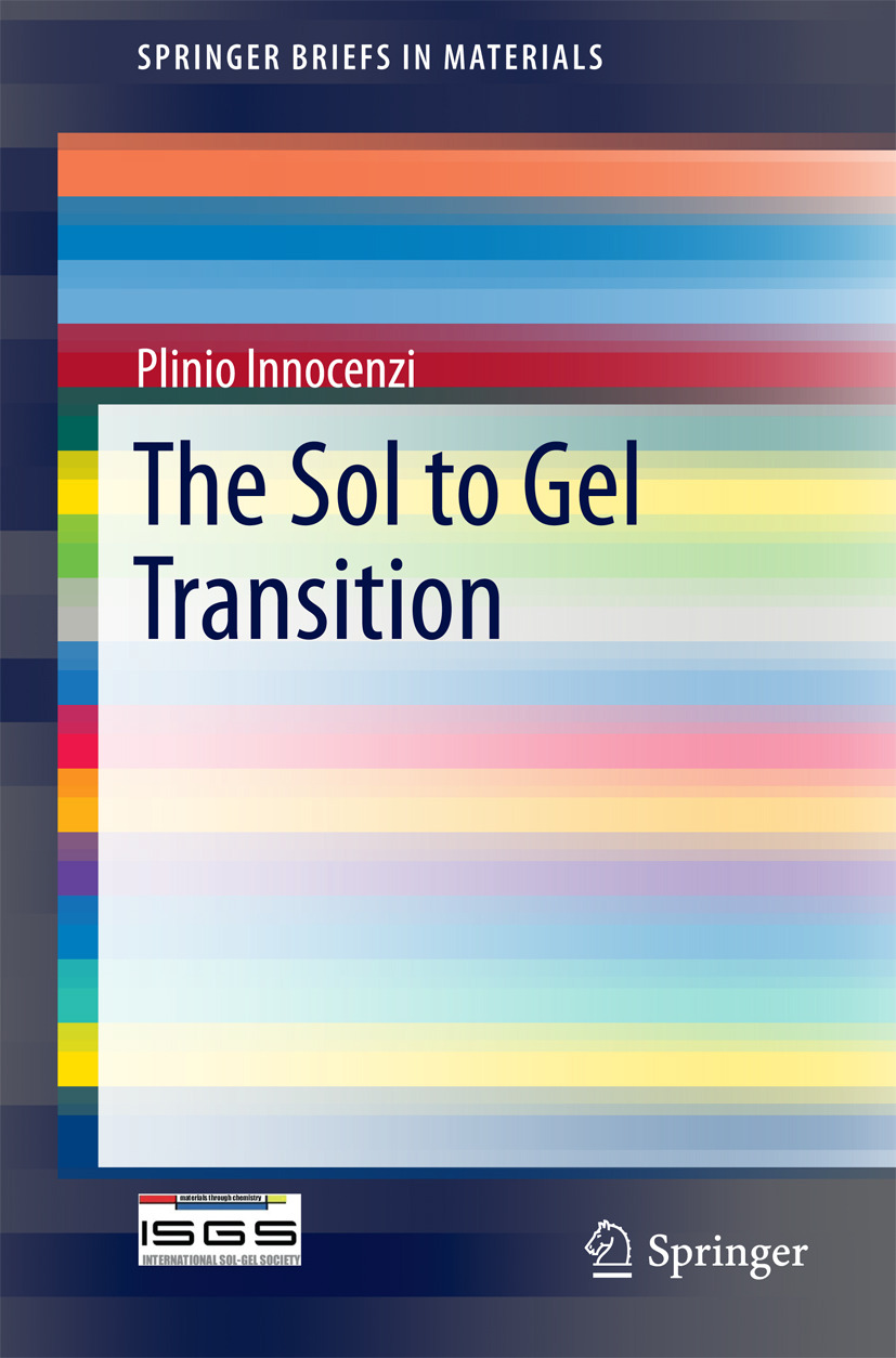 Innocenzi, Plinio - The Sol to Gel Transition, ebook
