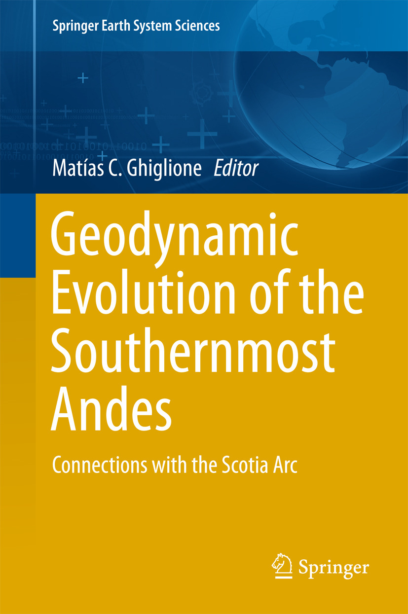 Ghiglione, Matías C. - Geodynamic Evolution of the Southernmost Andes, ebook