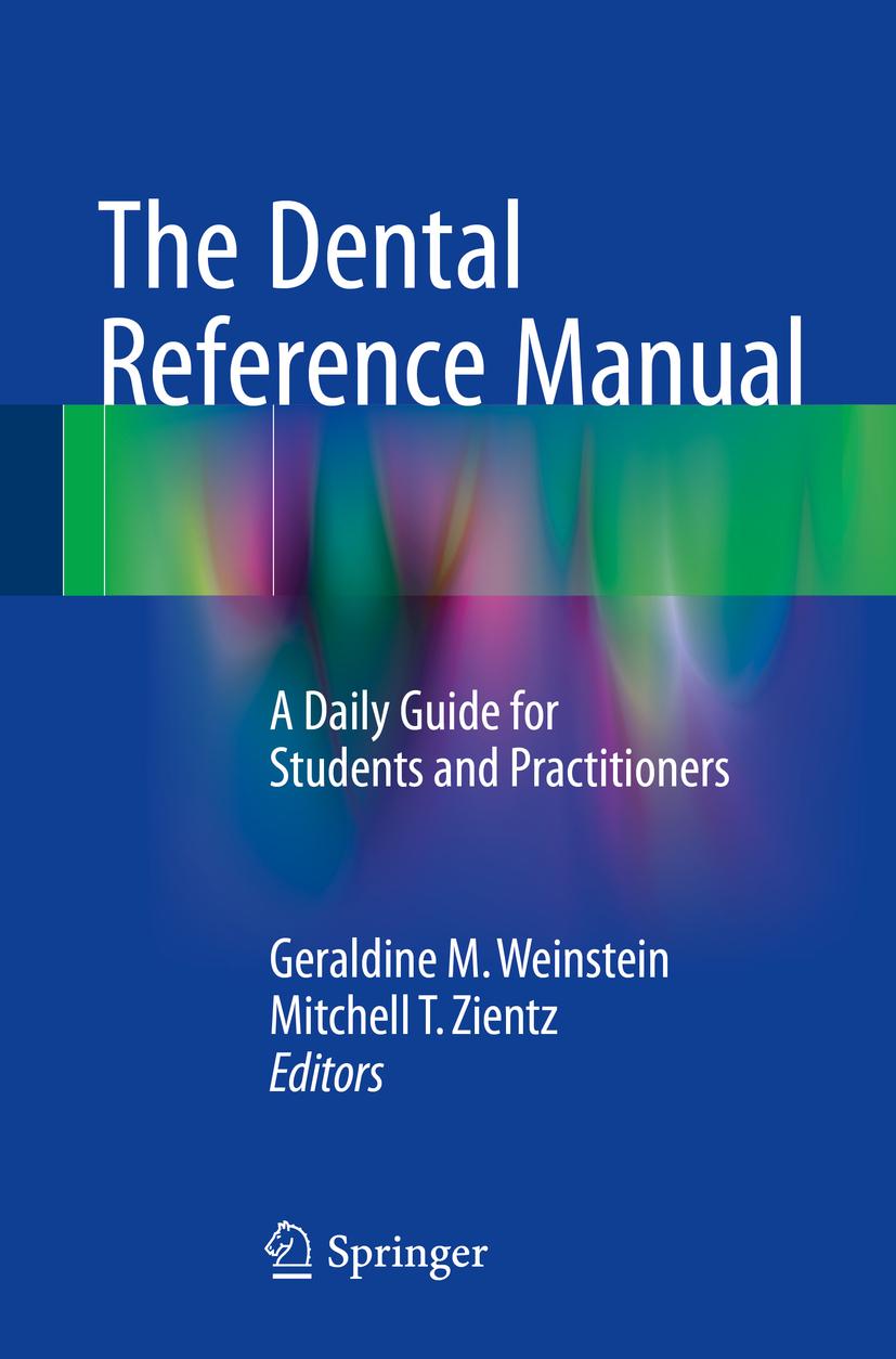 Weinstein, Geraldine M. - The Dental Reference Manual, e-bok