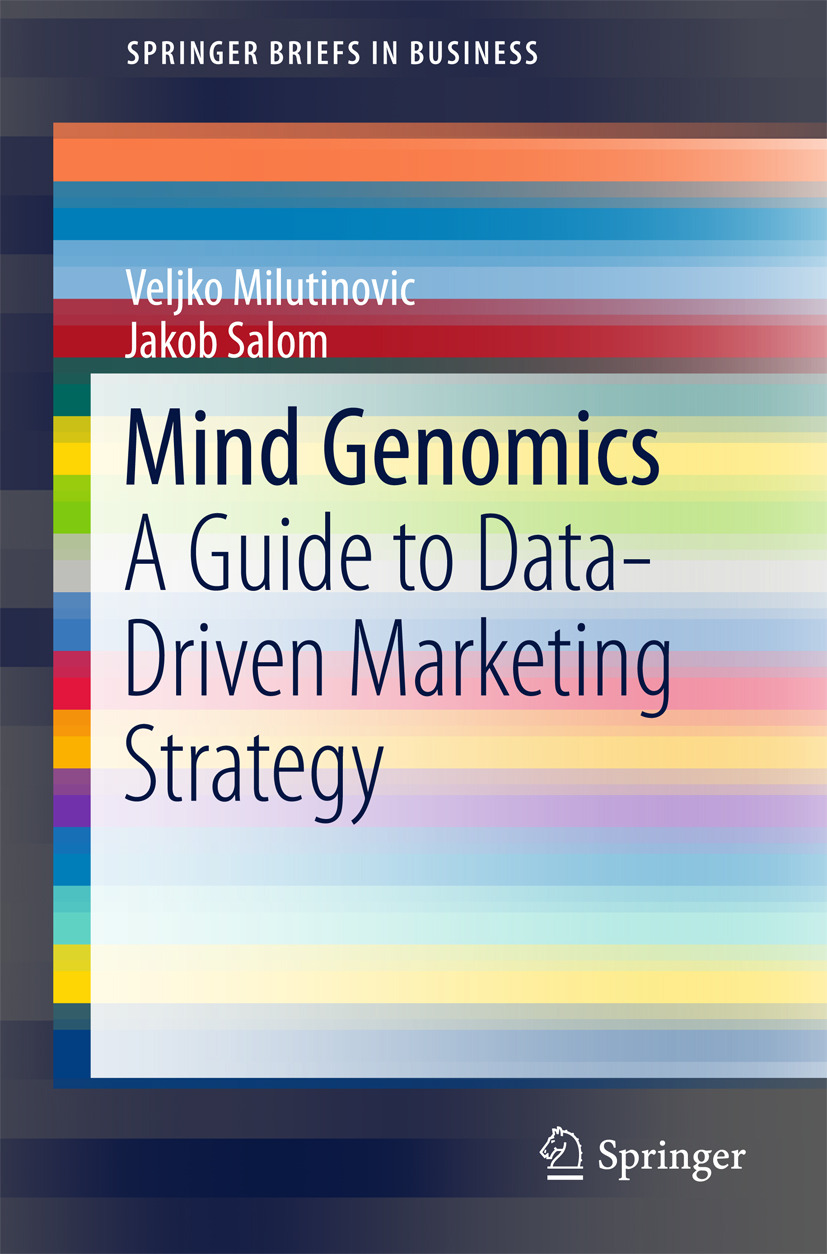 Milutinovic, Veljko - Mind Genomics, ebook