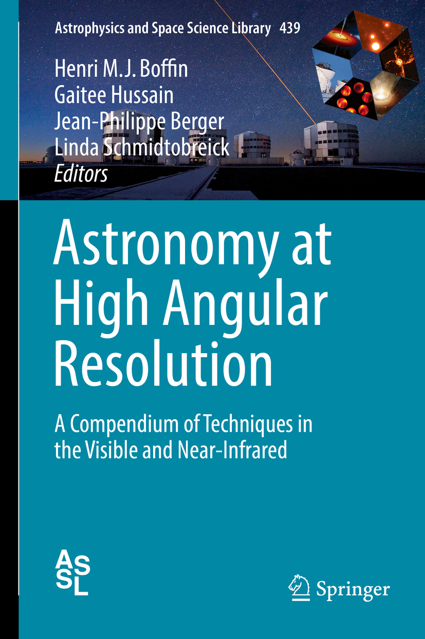 Berger, Jean-Philippe - Astronomy at High Angular Resolution, ebook