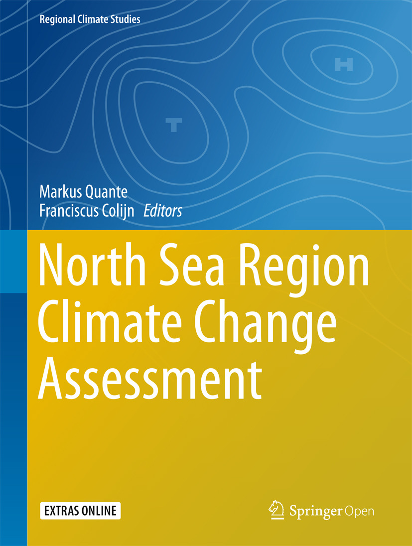 Colijn, Franciscus - North Sea Region Climate Change Assessment, ebook