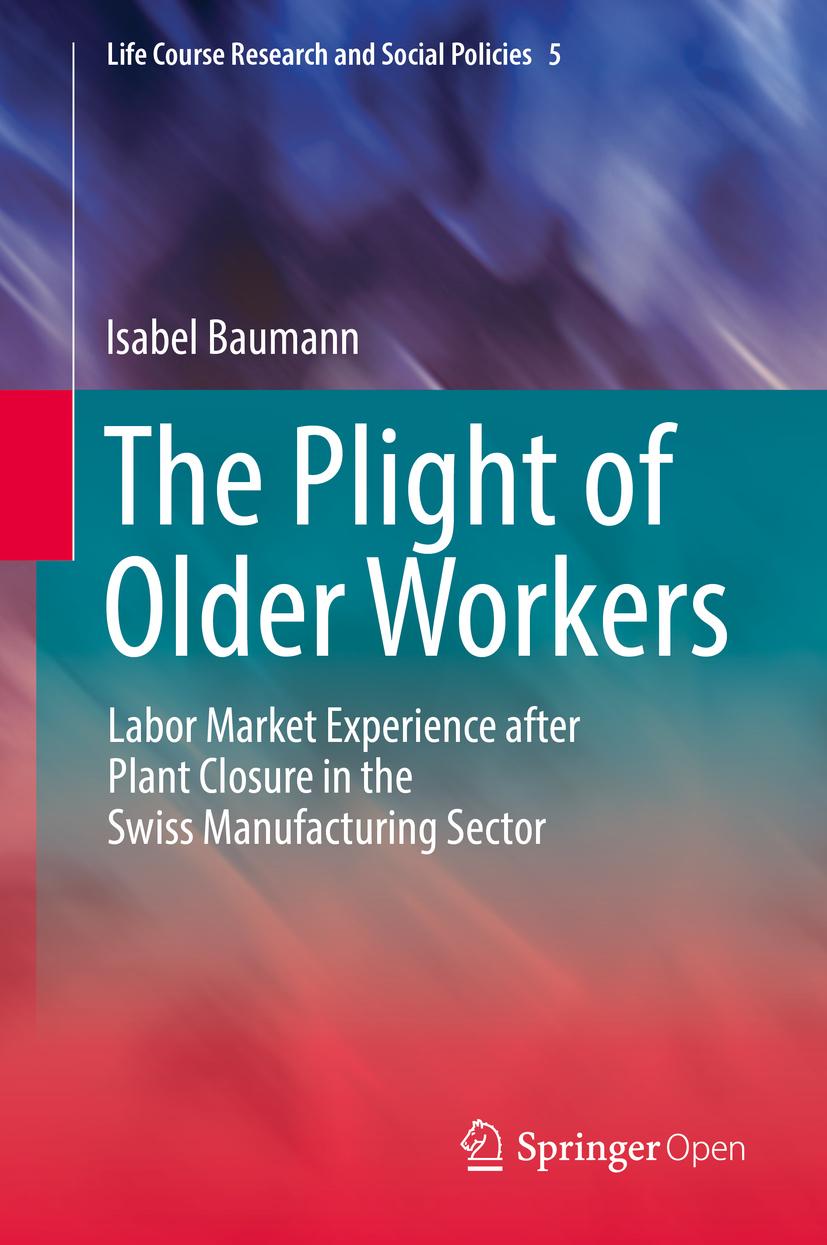 Baumann, Isabel - The Plight of Older Workers, ebook
