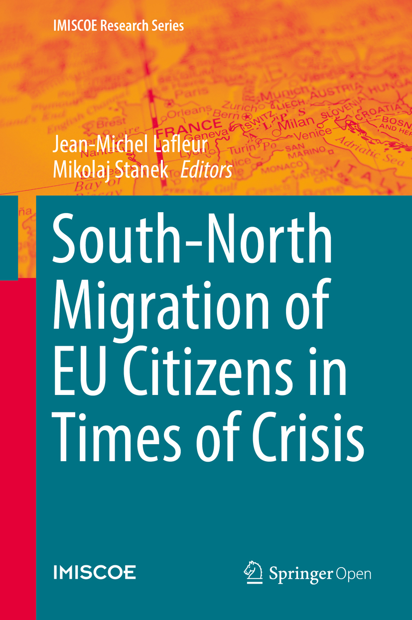 Lafleur, Jean-Michel - South-North Migration of EU Citizens in Times of Crisis, ebook