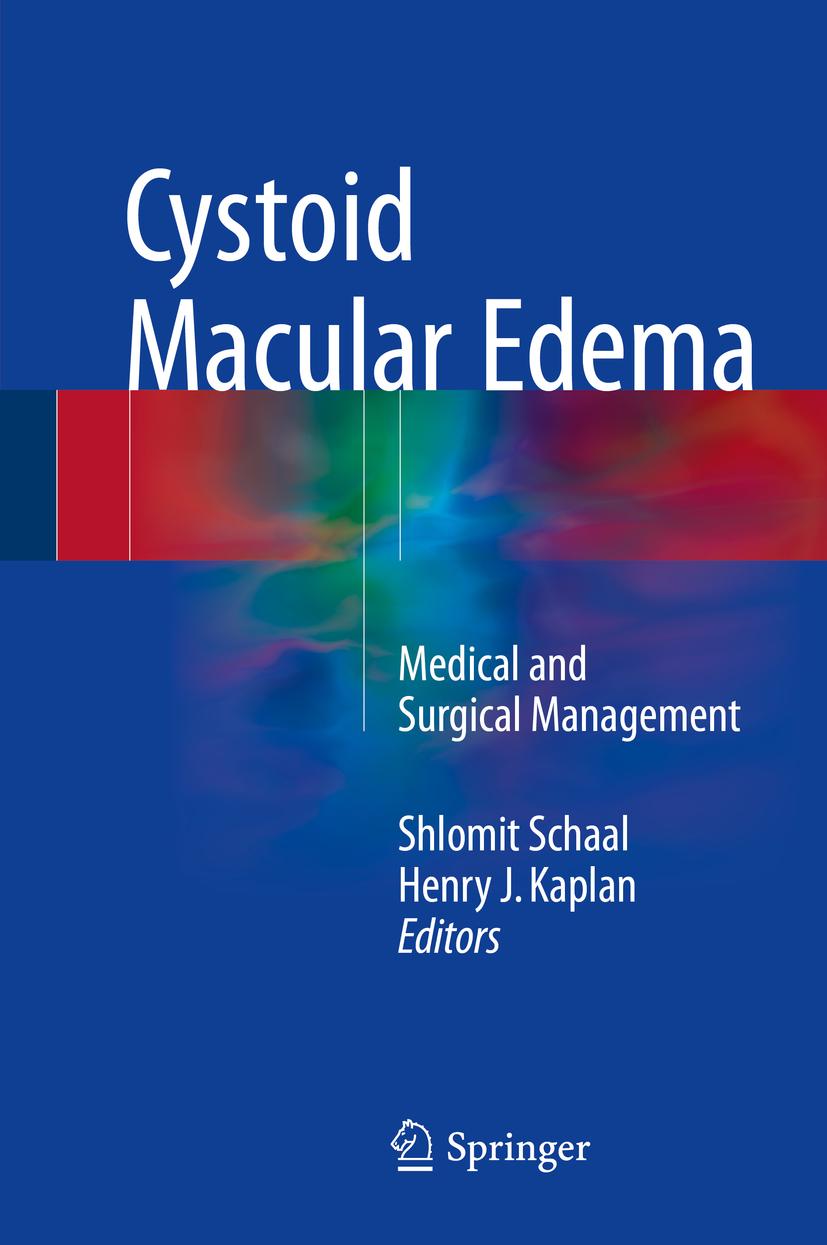 Kaplan, Henry J. - Cystoid Macular Edema, ebook
