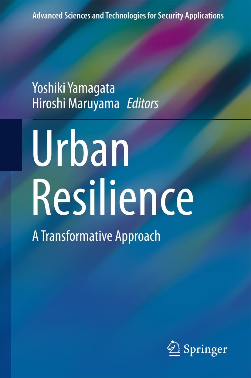 Maruyama, Hiroshi - Urban Resilience, ebook