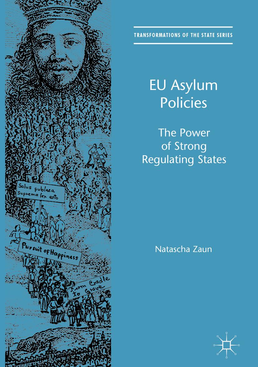 Zaun, Natascha - EU Asylum Policies, ebook