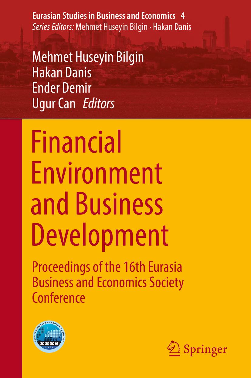 Bilgin, Mehmet Huseyin - Financial Environment and Business Development, e-bok
