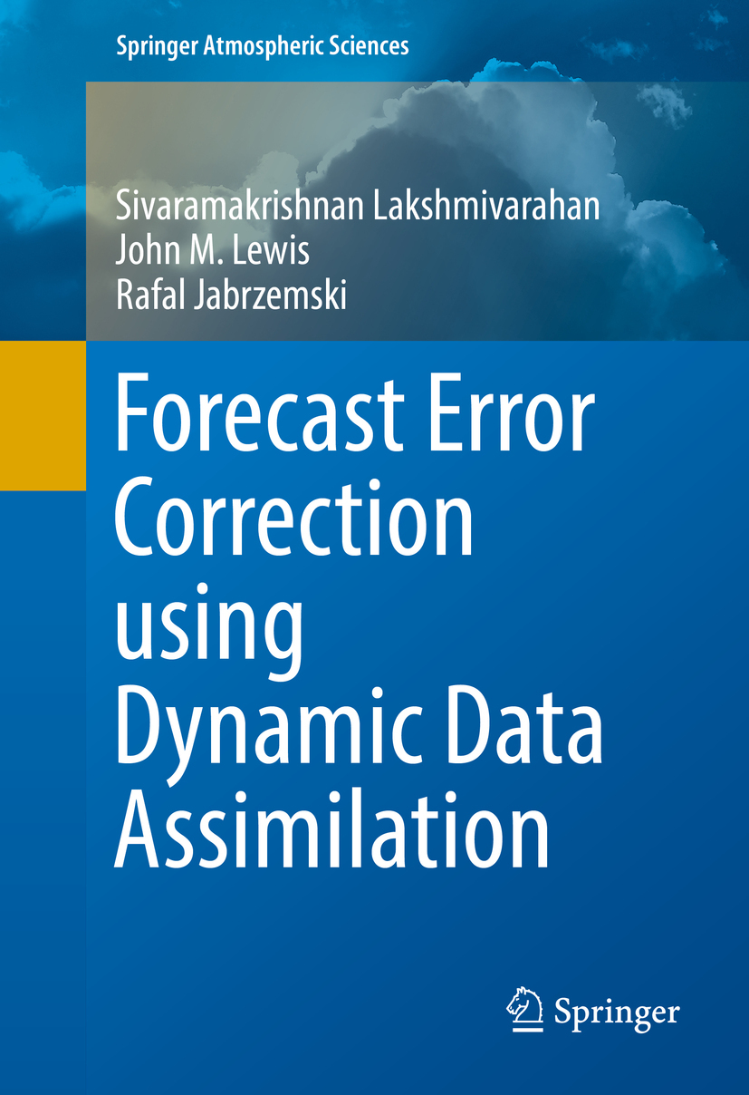 Jabrzemski, Rafal - Forecast Error Correction using Dynamic Data Assimilation, ebook